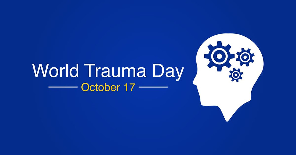 17th October is celebrated as world trauma day