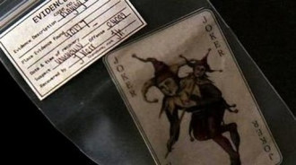 the purpose of an ending, the Joker card