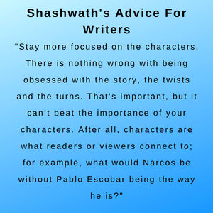 interview with author shashwath sanil - synopsis