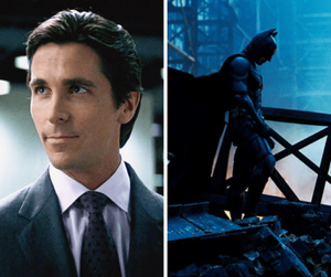 Tip 4 of nine on how to create an engaging main character is by giving him/her a story-arc, like Bruce Wayne in the Dark Knight.