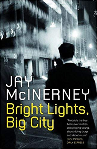 How to choose the right point of view? Read Bright Lights, Big City