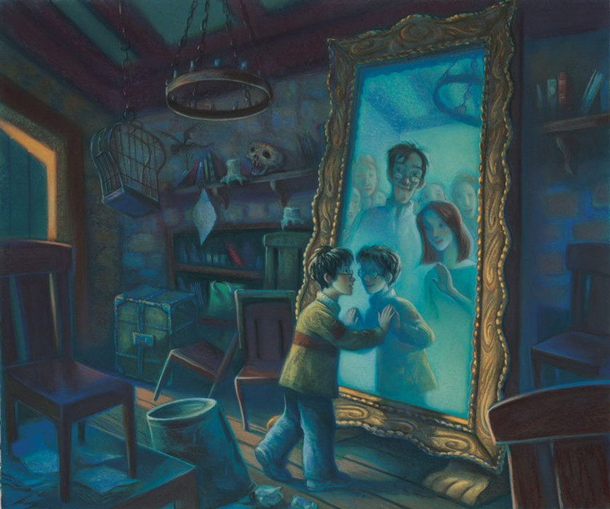 fourteen ways to depict fictional mothers - lily potter