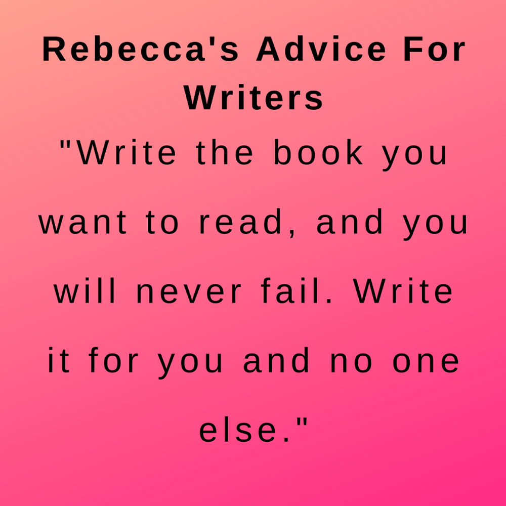 interview with author rebecca henry - her tips for writers