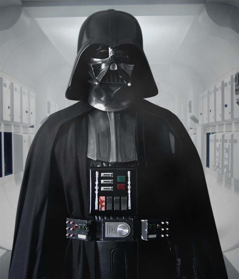 fourteen ways to portray fathers in fantasy - darth vader as the father is the enemy.