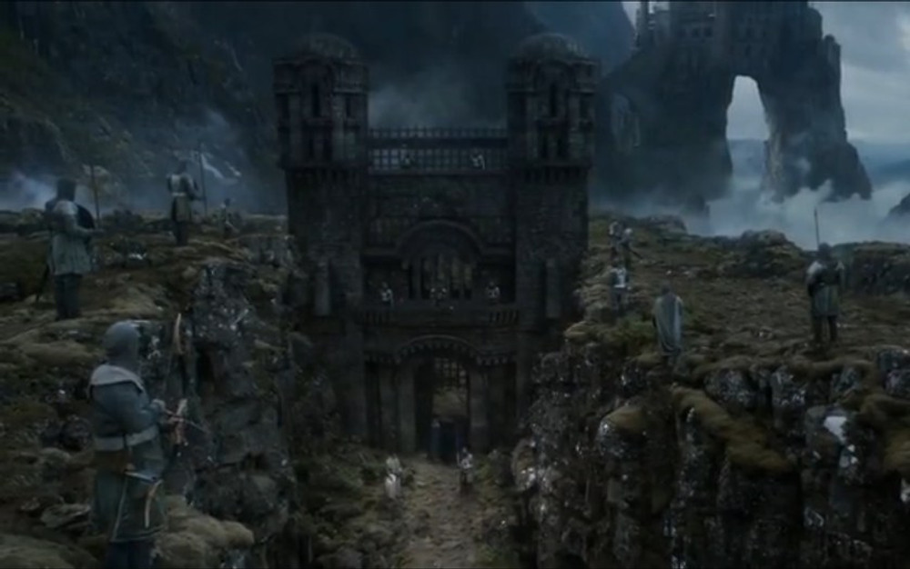 The fifth of eight great tips on how to build a sophisticated fantasy world is by looking at the Bloody Gate and they impacts the plot.