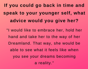 interview with author samina mushtaq khan - advice