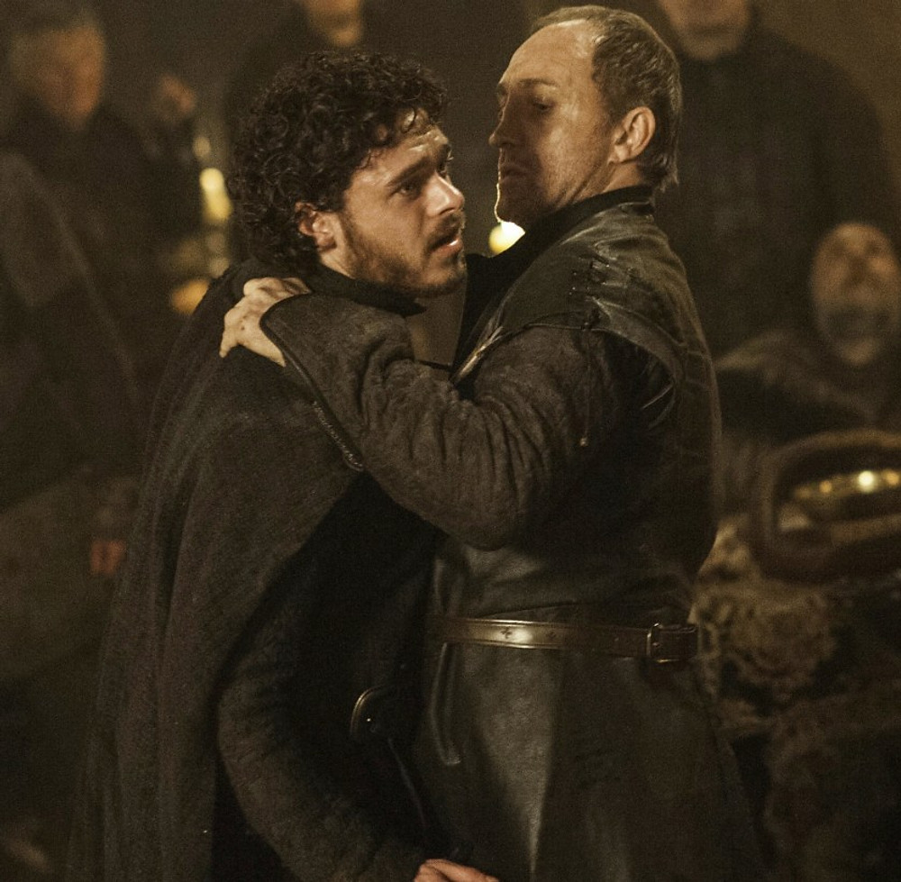 How to write an emotionally impacfful death scene - look no further than betrayal at the Red Wedding