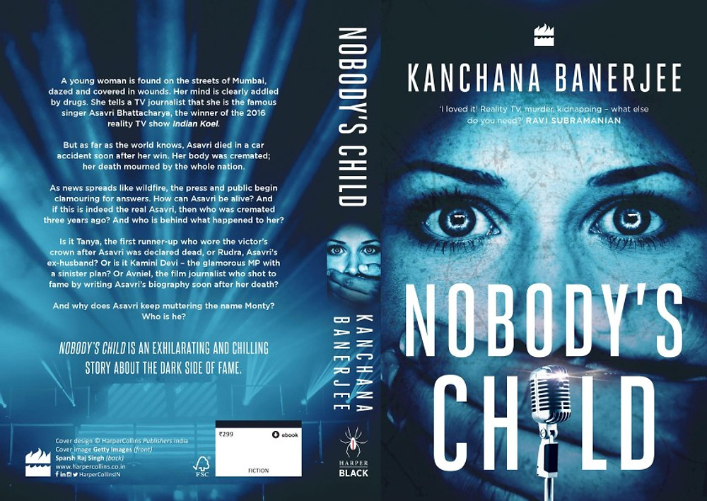interview with author kanchana banerjee - synopsis for her book.