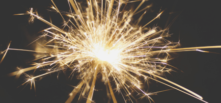 The spark is the first of the two least known reasons why people decide to write a novel.