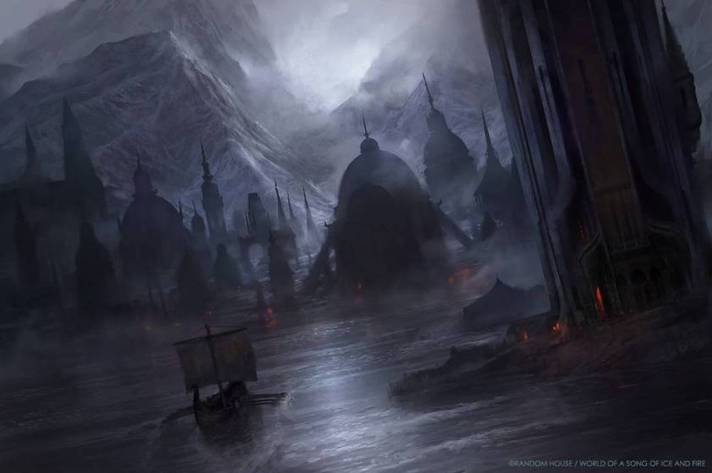 The second of eight great tips on how to build a sophisticated fantasy world is by looking at Asshai and how it affects the plot in ASOIAF.