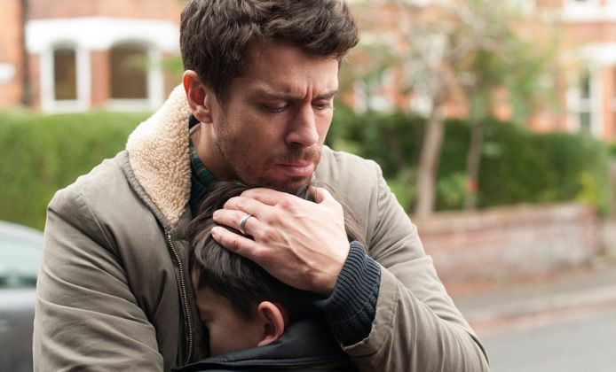 fourteen ways to portray fictional fathers - the absentee father as depicted by Toby Kebbell