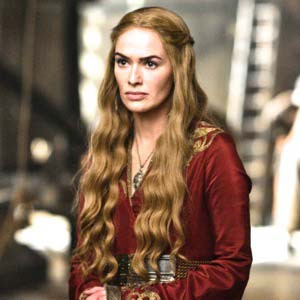 how to depict mothers in stories - Cersei Lannister