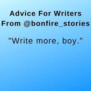 Advice during the interview with the Instagram sensation @bonfire_stories