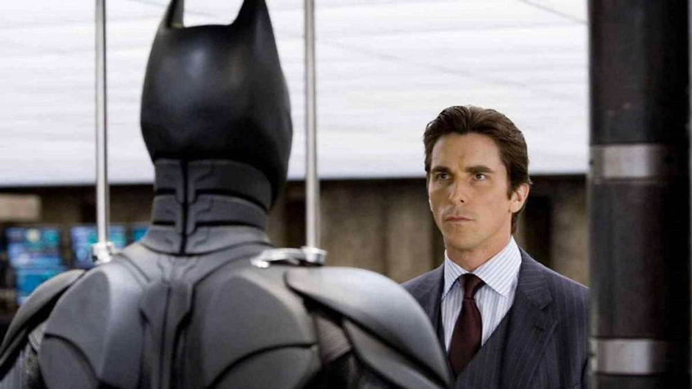 the best way to introduce your main character - The Dark Knight, though, does not open up with its main character.