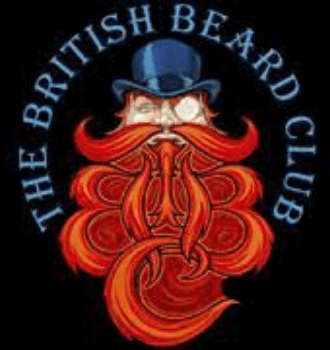 interview with model Jay james - british beard club logo