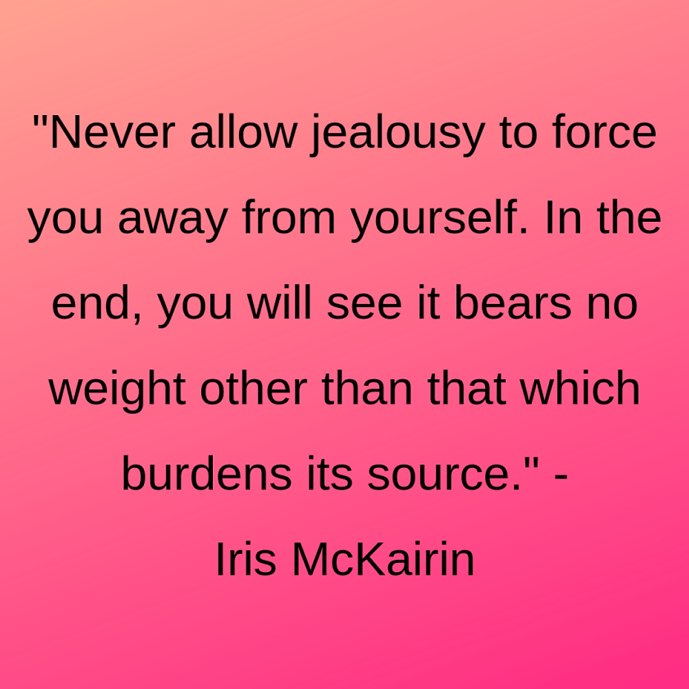 Interview with author Iris McKairin and her words of wisdom.