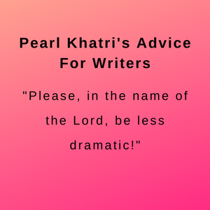 Interview with Pearl Khatri - her words of advice