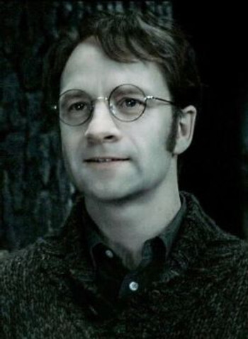 how to portray fathers in fiction and fantasy - james potter, who was dead before the story started