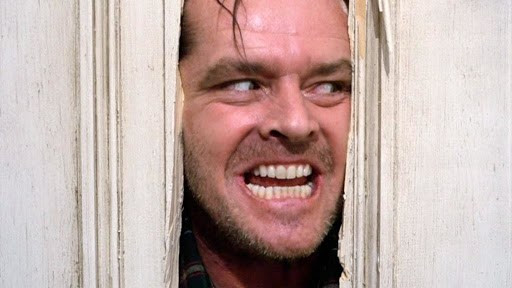 how to portray fathers in fiction and fantasy - jack torrance going mad