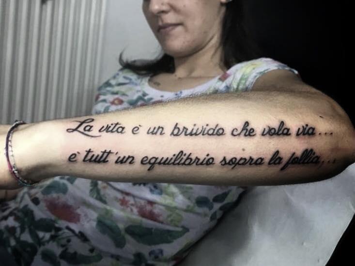 Best Tattoo Studio Torino