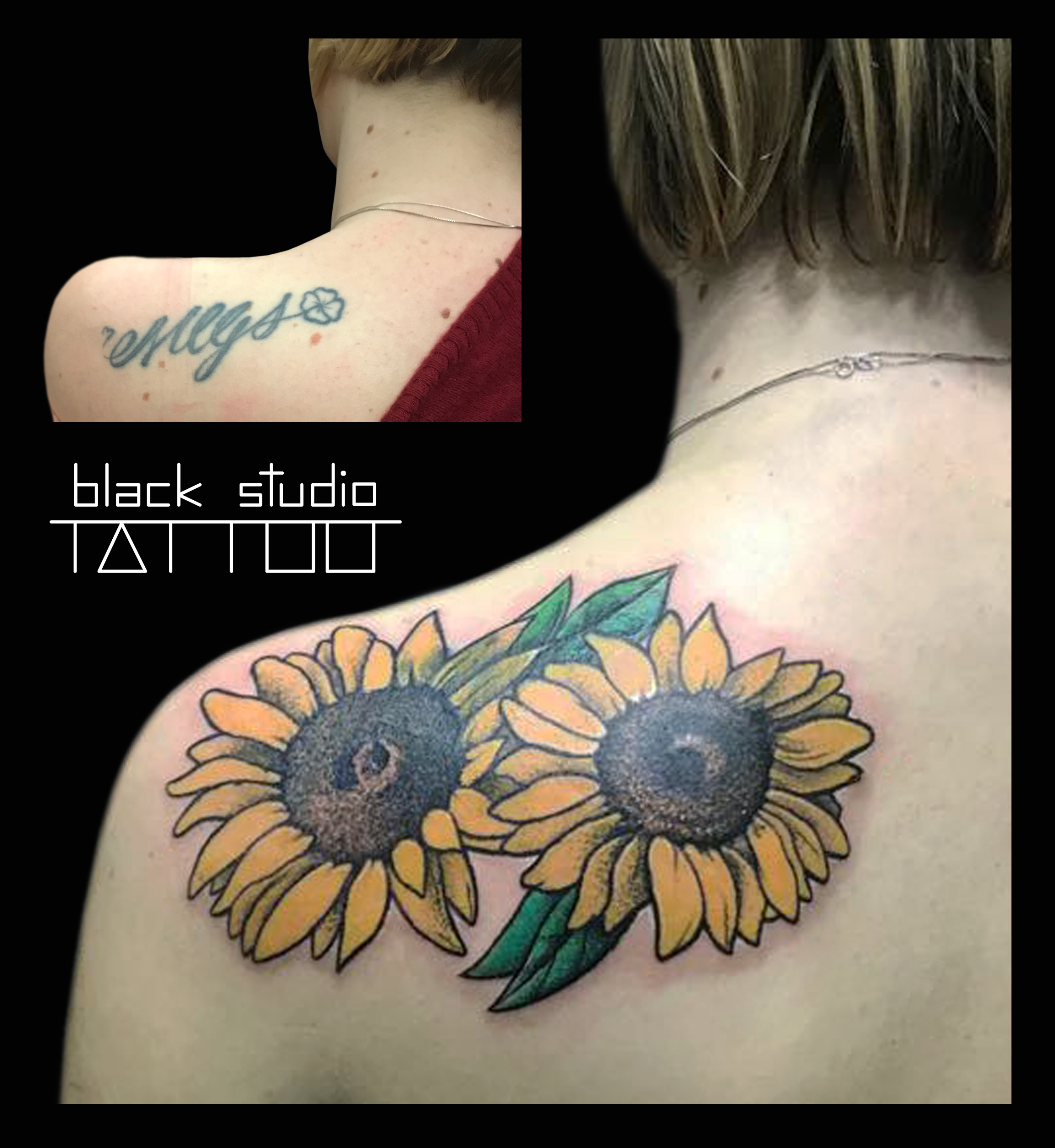 Cover Up Tattoo Torino