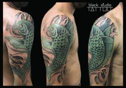 Tattoo Torino
