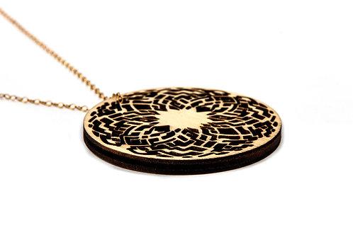 Fractals Mandala n° 2  medalion