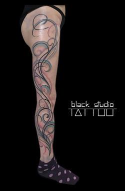 Decorative Tattoo Torino