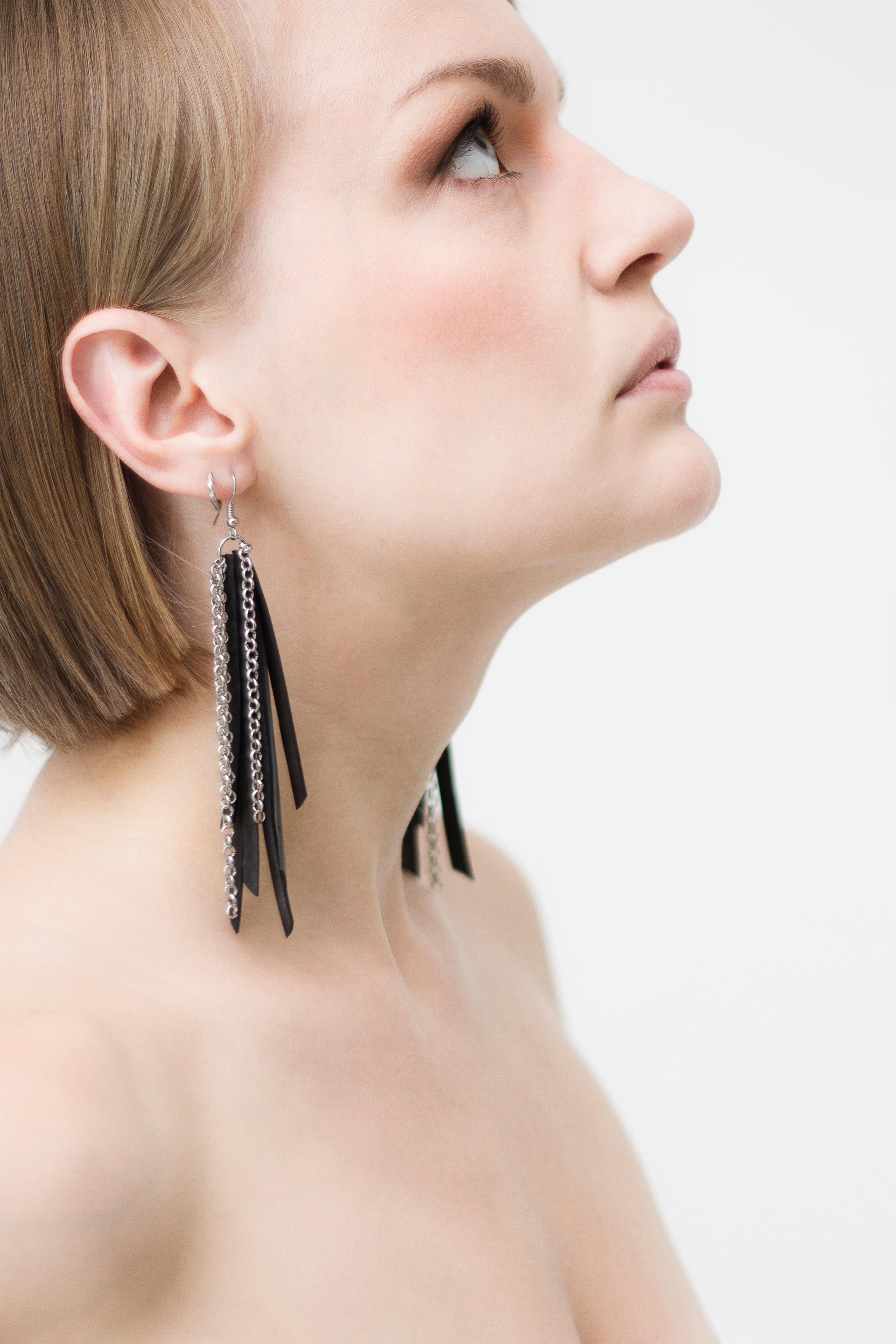 rock'n'roll . earrings