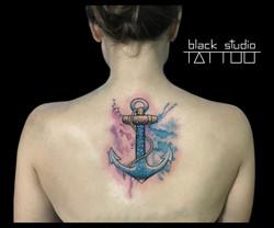 Watercolor Tattoo Torino