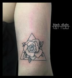 Tattoo Geometrico Torino