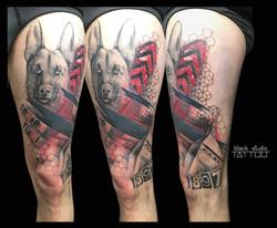 TrashPolka Tattoo Torino