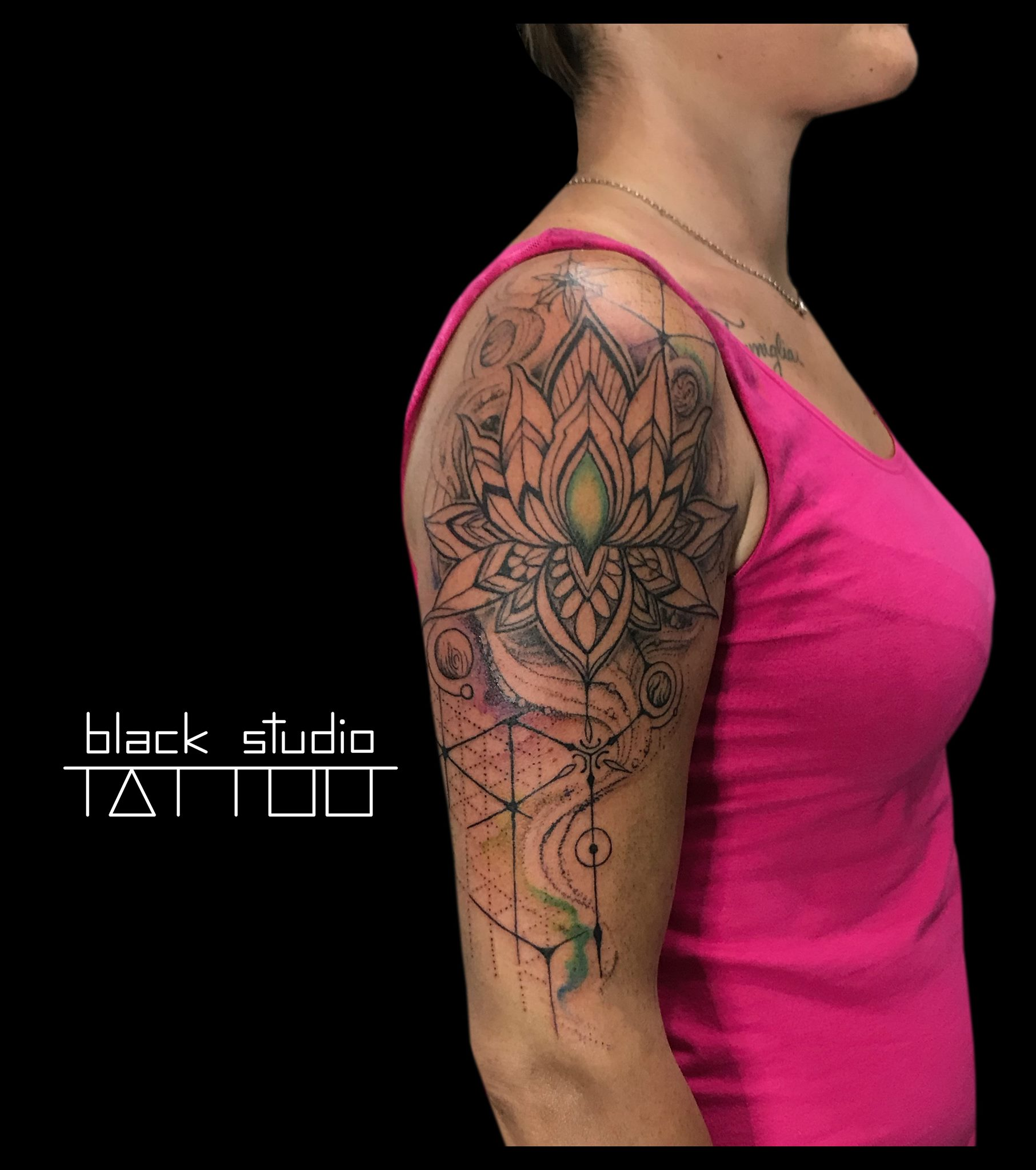 Black Studio Tattoo Torino