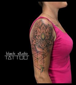 mandala tattoo torino