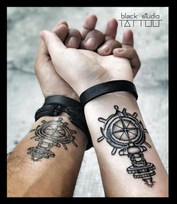 Dotwork Tattoo Torino