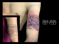 Coverup Tattoo Torino