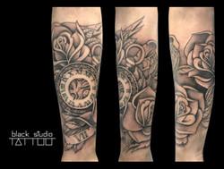 Rose Tattoo Torino