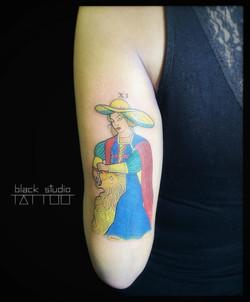 Black Studio Tattoo Torino