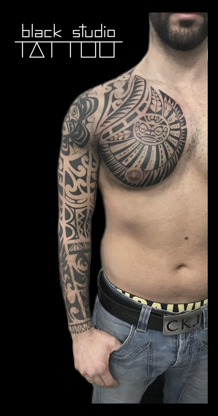 Tattoo Tribale Torino
