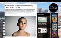 Artículo sobre Ana Casas Broda