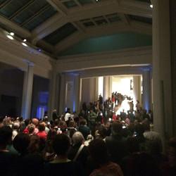 Inauguración Bozar. Performance
