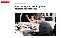 Joop Swart Masterclass