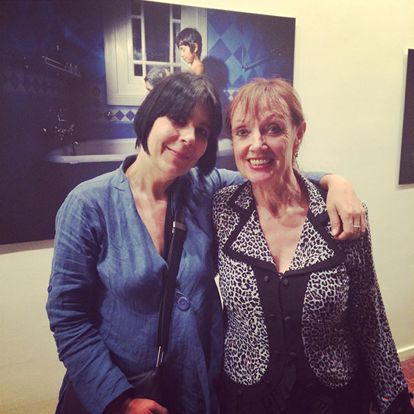 Con Annegret Soltau!