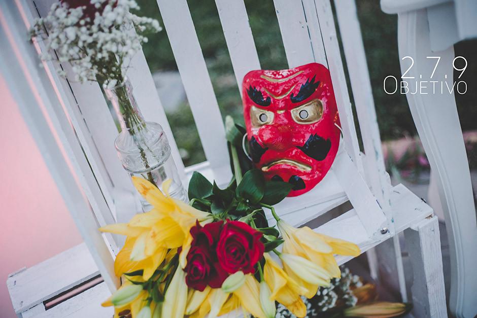 rincon bienvenida boda tematica japonesa