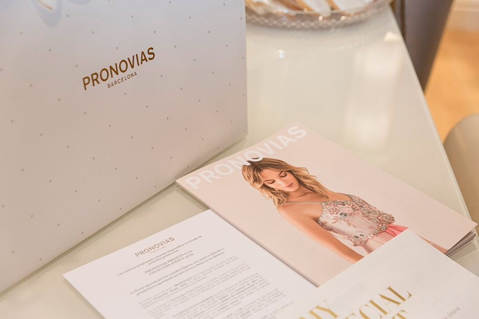 coleccion vestido fiesta pronovias 2019