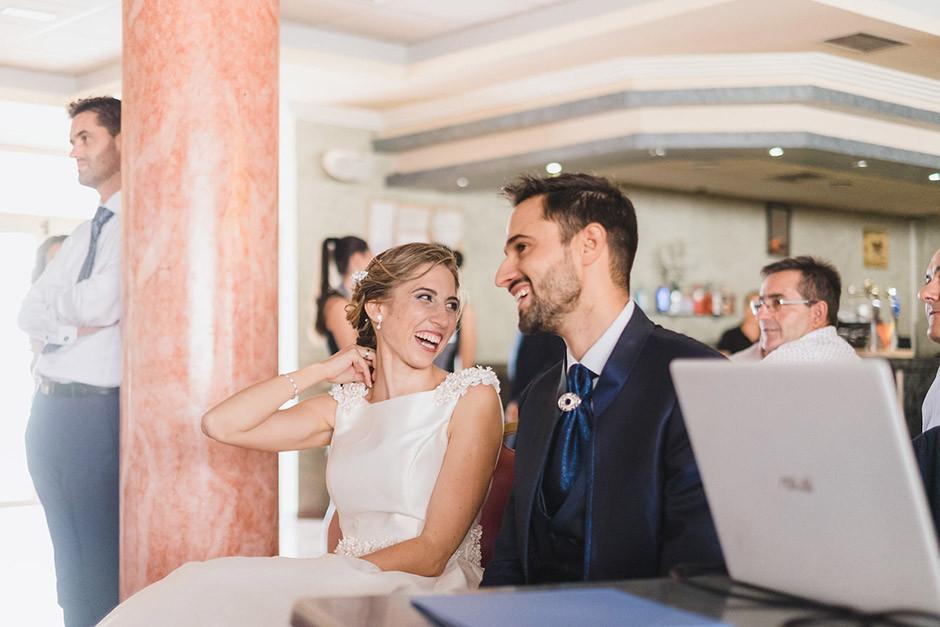 video novios boda