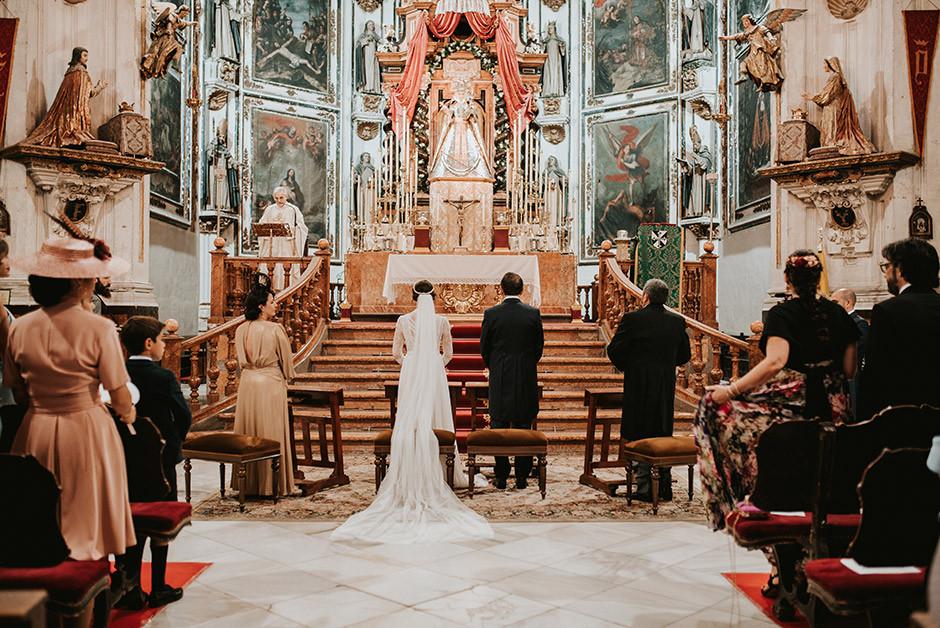 boda iglesia santo domingo granada