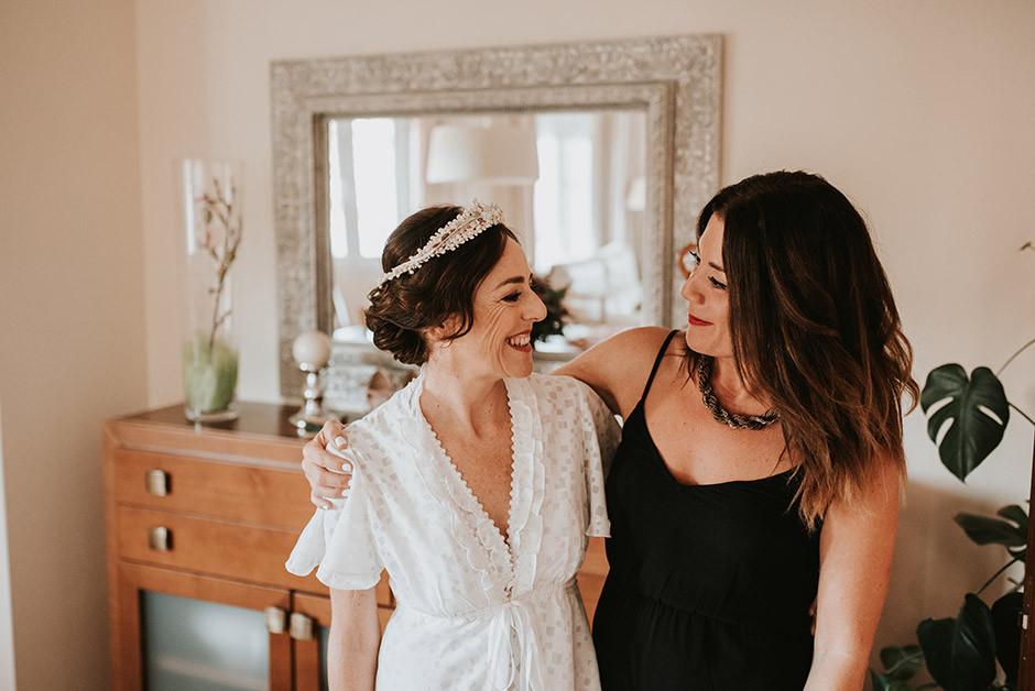 preparativos novia boda