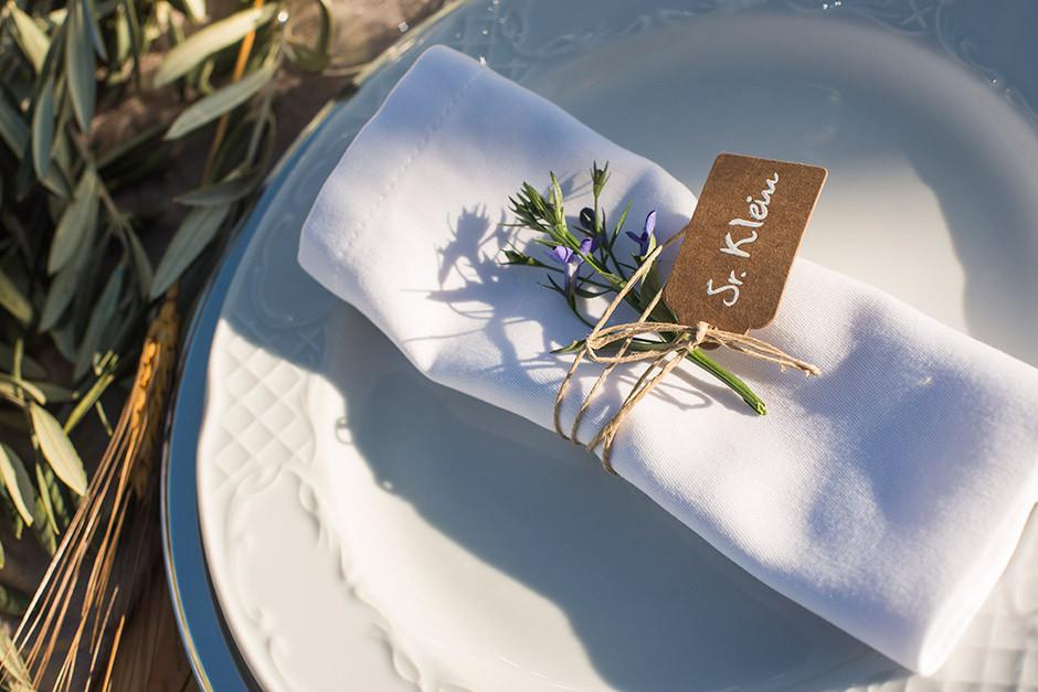 servilletero personalizado boda