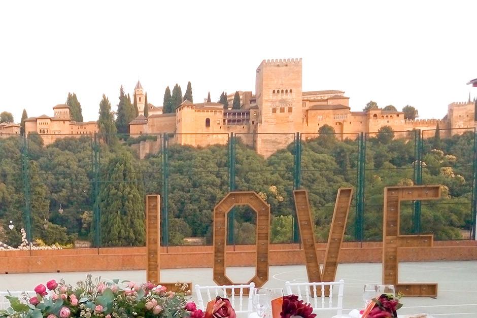 boda alhambra